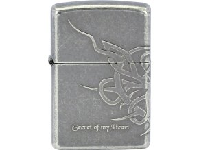 Zapalovač Zippo 28155 Secret of My Heart
