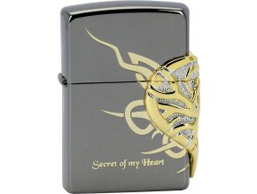 Zapalovač Zippo 28156 Secret of My Heart