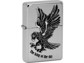 Zapalovač Zippo 28171 King of the Sky