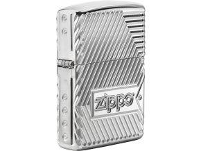 Zapalovač Zippo 22048 Zippo Bolts Design