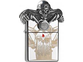 Zapalovač Zippo 22054 Death Rider