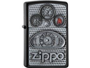 Zapalovač Zippo 26061 Speedometer