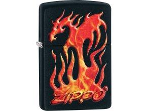 Zapalovač Zippo 26845 Flaming Dragon