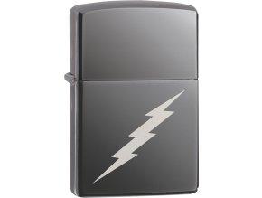 Zapalovač Zippo 25509 Lightning Bolt Design
