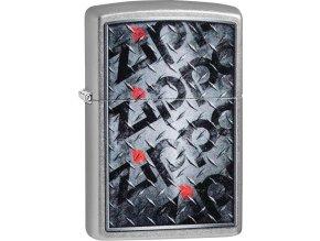 Zapalovač Zippo 25511 Diamond Plate Zippos