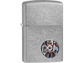 Zapalovač Zippo 25513 Zippo Button Design