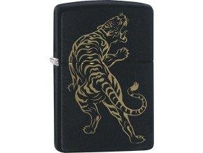 Zapalovač Zippo 26863 Tiger Design