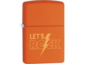 Zapalovač Zippo 26864 Let's Rock Design
