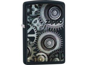 Zapalovač Zippo 26867 Gears Design