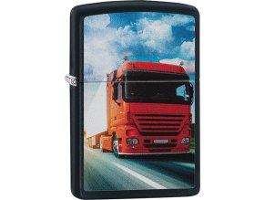 Zapalovač Zippo 26869 Red Truck