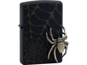 Zapalovač Zippo 29111 Black Spider