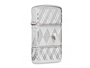 Zapalovač Zippo 22068 Diamond Pattern Design