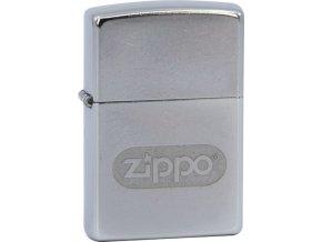 Zapalovač Zippo 25532 Zippo Oval Logo