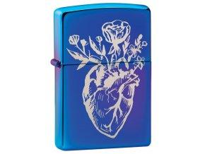 Zapalovač Zippo 26881 Heart Vase Design
