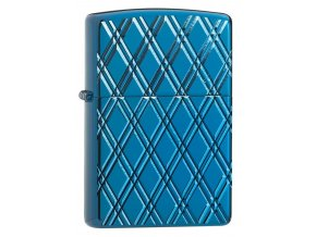 Zapalovač Zippo 26884 High Polish Blue Diamonds