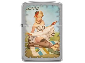Zippo 21912 Pinup Design #3