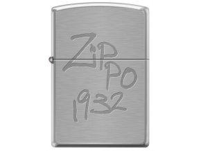 Zippo 21915 Scratched Look Design