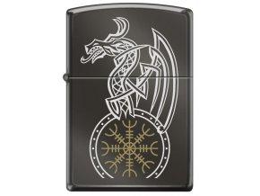 Zippo 25534 Viking Dragon