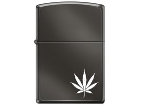 Zippo 25536 Leaf Design