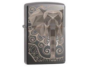 Zippo 25537 Elephant Fancy Fill