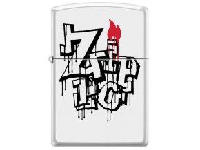 Zippo 26893 Graffiti Design