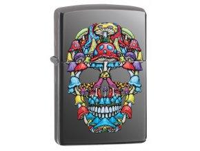 Zippo 25564 Skull Design