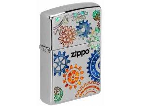Zapalovač Zippo 22108 Fusion Gears
