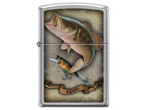 Zapalovač Zippo 25572 Fish Hook and Rope