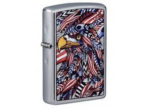 Zapalovač Zippo 25577 American Eagle Design