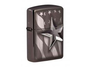 Zapalovač Zippo 25578 Retro Star Design