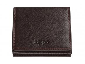 44138 Kožená peněženka Zippo