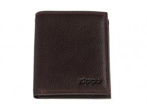 44139 Kožená peněženka Zippo