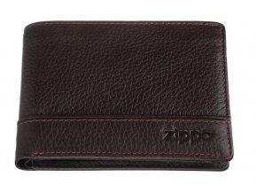 44140 Kožená peněženka Zippo