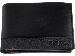 44142 Kožená peněženka Zippo