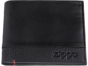 44144 Kožená peněženka Zippo