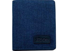 44164 Kožená peněženka Zippo
