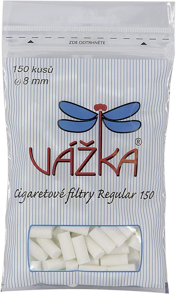 14025 Cigaretové filtry Vážka Regular 8mm