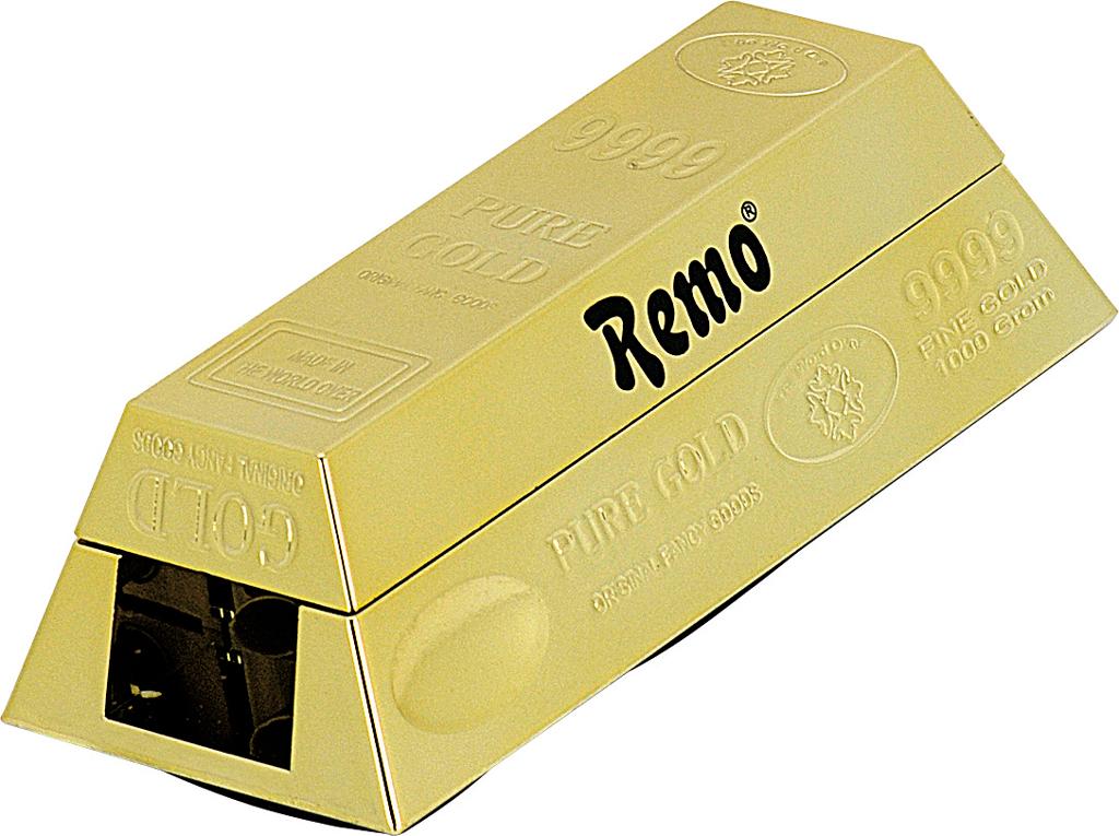 Remo 15780 Plnička cigaret Gold