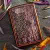 Zippo 26853 Wood Mandala Design