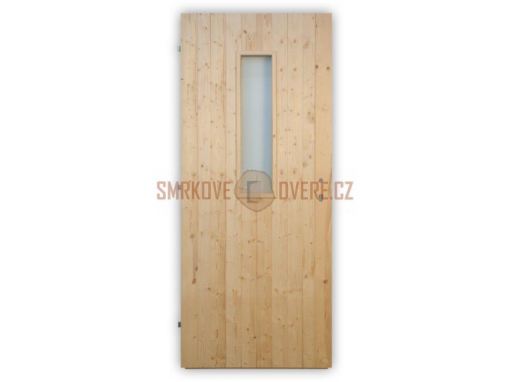Palubkové dveře Vista střed