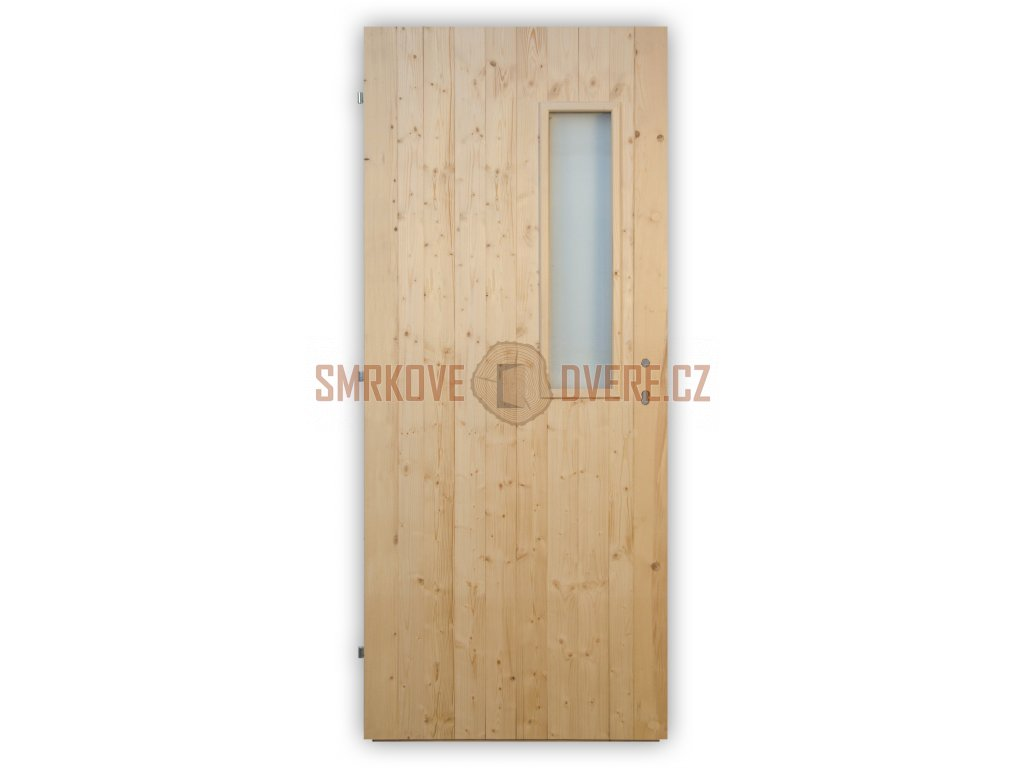 Palubkové dveře Vista zámek