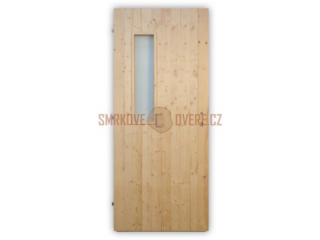 Palubkové dveře Vista panty
