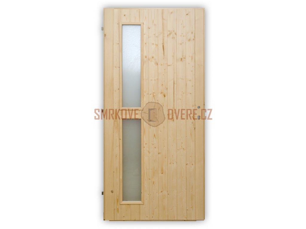 Palubkové dveře Vertikal panty