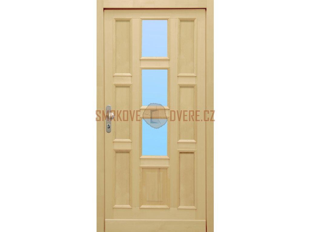 vchodové dveře DANA1