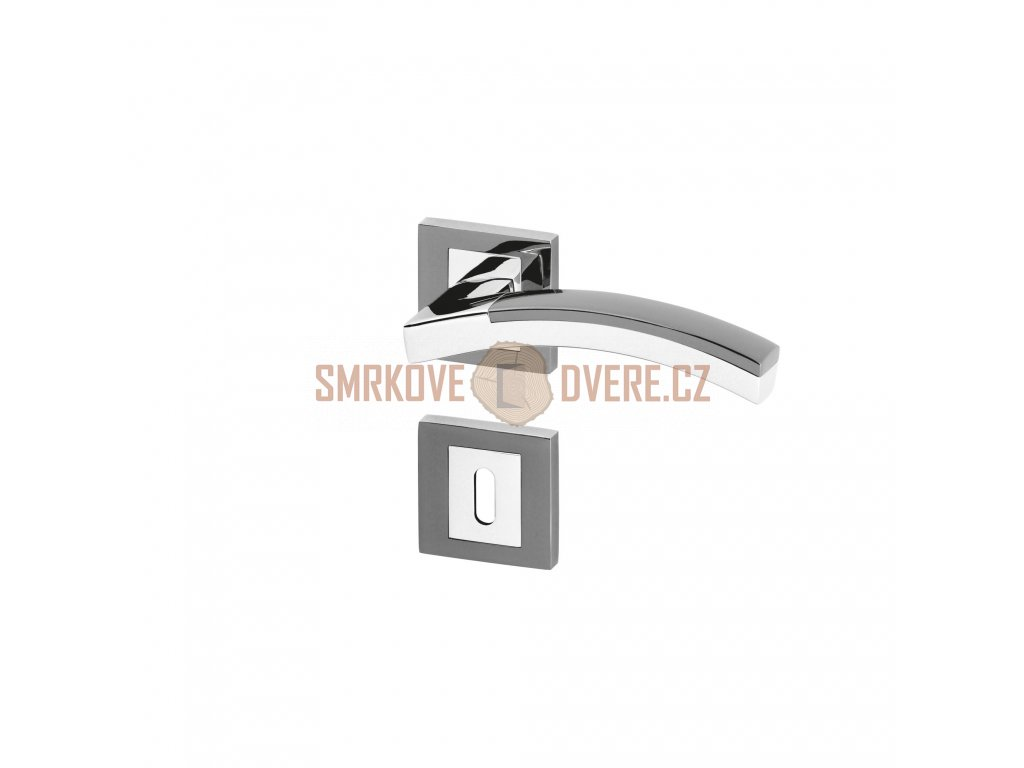 ALIB0279 8591912106192 ACT Dverni kovani Design Vector R HR BB chrom chrom antracit