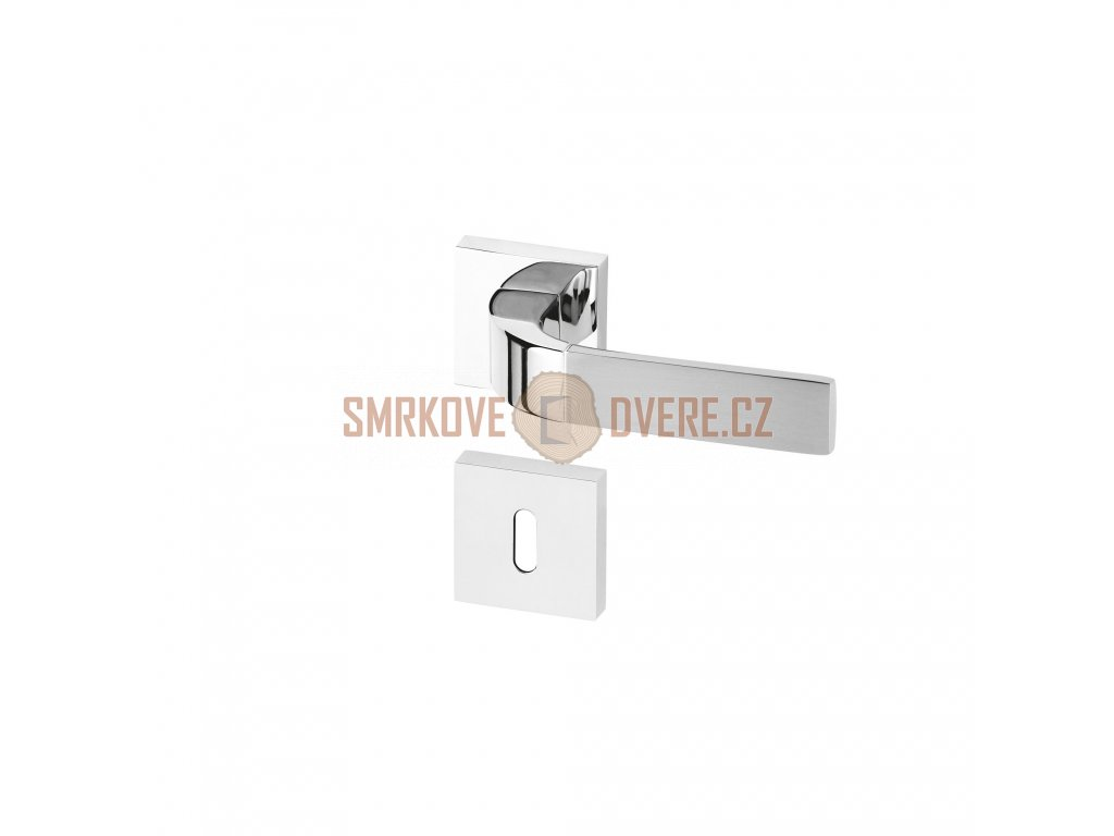 ACE00868 8591912108257 ACT Dverni kovani Design Sienna R HR BB chrom matny nikl