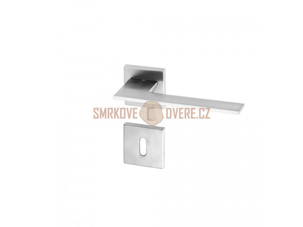 ACE00561 8591912059986 ACT Dverni kovani Design Versa R HR BB PVD matny nikl KK