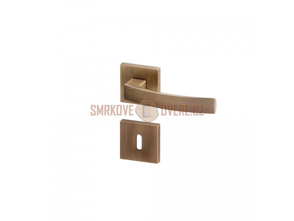 AGA00115 8591912105652 ACT Dverni kovani Design Mystik R HR BB bronz