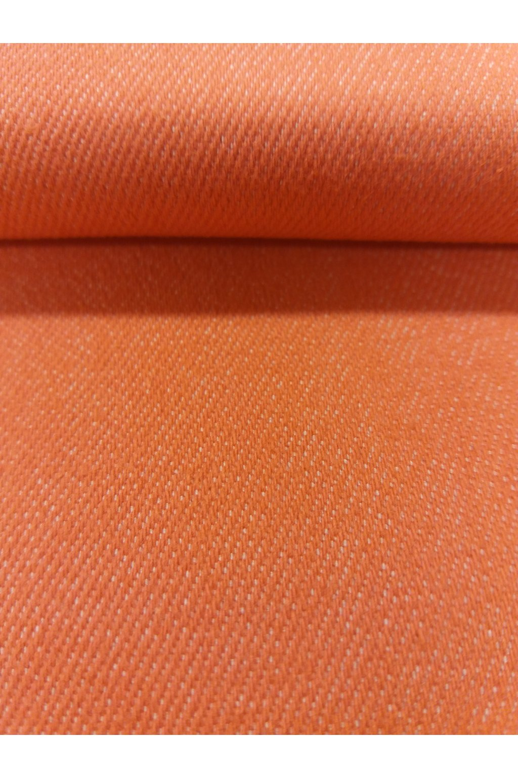 Riflovina jeans orange