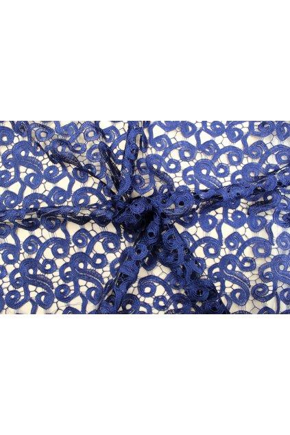Gipura - tmavě modrá